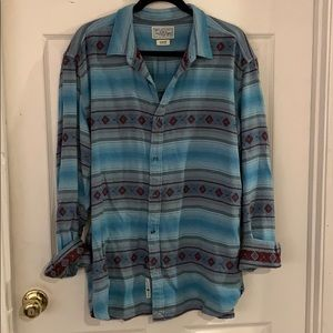 Oversized Flannel Buttondown